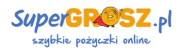 SuperGrosz logo pożyczki